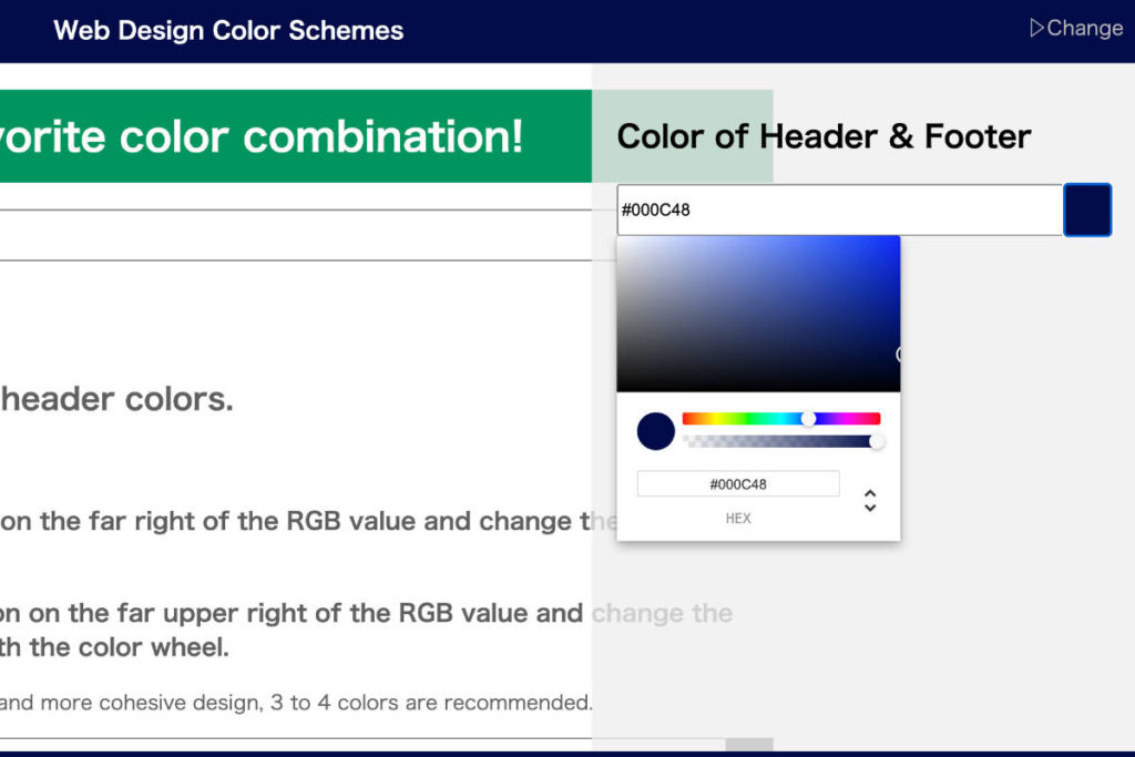 web-design-color-schemes